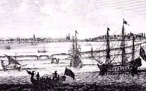 Vista Da Cidade Maurícia