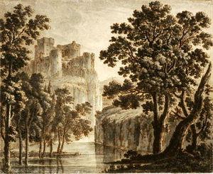 Wikioo.org - The Encyclopedia of Fine Arts - Artist, Painter  Robert Adam
