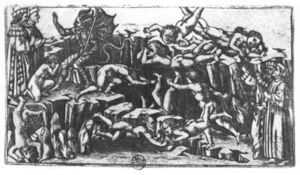 Hell, From 'the Divine Comedy' By Dante Alighieri