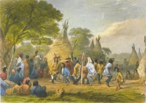 Dog Dance Of The Dakotas,