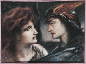 Mercury y Perséfone
