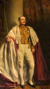 Charles Henry John, 20th Earl Of Shrewsbury And Waterford