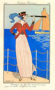 Costume De Yacht
