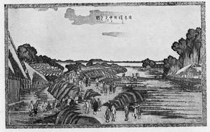 Charts Embankment Tanaka Of Japan