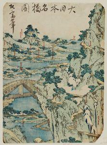 Famous Bridges Of Japan