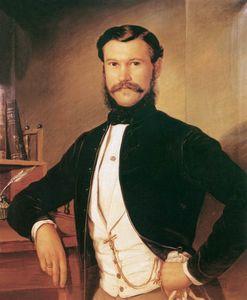 Retrato De Dobosy Lajos