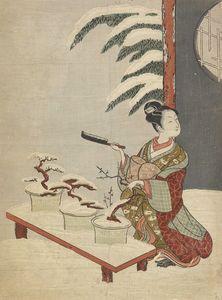 Mitate Of The Hachinoki Story