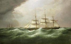 The Sailing Ship Robin Hood