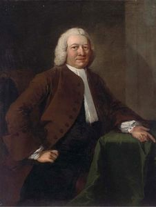 Portrait Of Benjamin Day