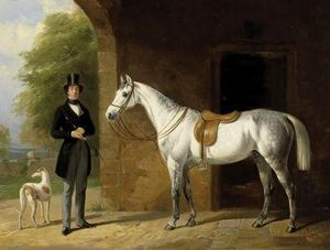 Rider With Horse