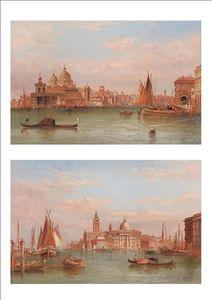 El Santa Maria Della Salute, Venecia