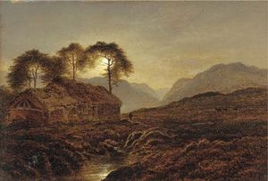 Night, A Highland Home