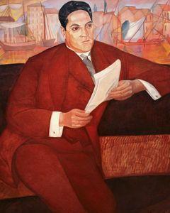 Portrait Of S.I. Mollo