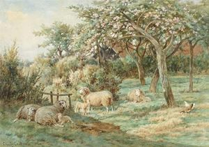 A Corner Of The Orchard