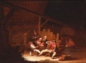 Cornelis Mahu