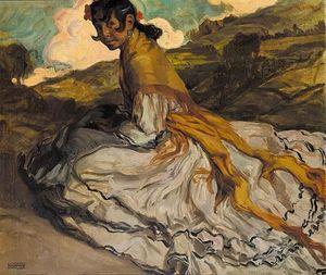 Gitana (gypsy Girl)
