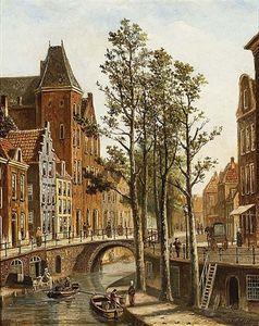 A View Of Utrecht