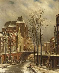 Wikioo.org - The Encyclopedia of Fine Arts - Artist, Painter  Oene Romkes De Jongh