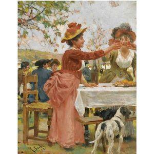 Wikioo.org - The Encyclopedia of Fine Arts - Artist, Painter  Raffaelo Sorbi