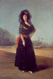 Duchess of Alba - -
