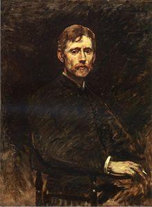 Portrait of Emil Carlson