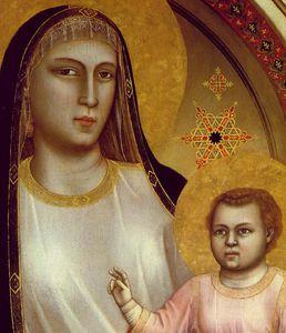 Madonna in gloria