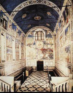 La Cappella visto verso l ingresso
