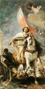 St James the Greater Conquering the Moors