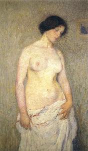 jeune femme nue