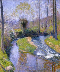 river vert