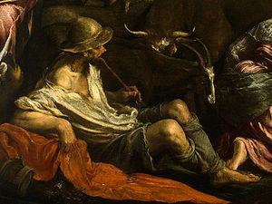 Jacopo Bassano (Jacopo Da Ponte)