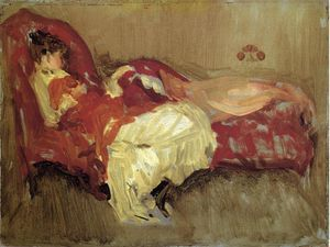 Note in Red - The Siesta