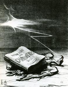 Page d'histoire, Les Châtiments de Victor Hugo Page of history, Punishments of Victor Hugo