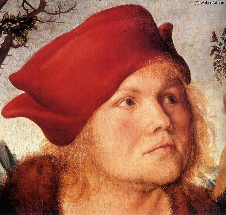 Wikioo.org - The Encyclopedia of Fine Arts - Painting, Artwork by Lucas Cranach The Elder - untitled