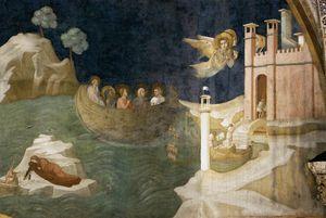 Maria Magdalene's Viaggio Marsiglia
