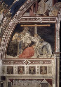 Assisi-arch-Deposition of Christ from the Tomb