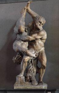 de - Hércules y Diomedes