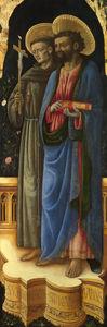Saints Francis and Mark