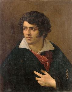 Retrato de un hombre joven
