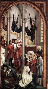 Seven Sacraments (right wing)
