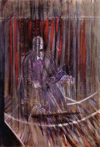 Study after Velazquez II, Tony Shafrazi Gallery,