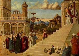 The presentation of the virgin, dresden