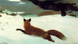 The fox hunt pensylvania academy of the fine arts