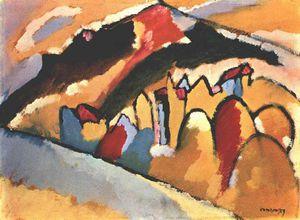 Study for Autumn, , Gabriele Münter Foundatio