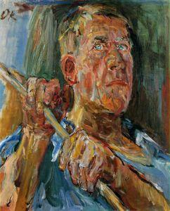 Self-portrait (Fiesole),