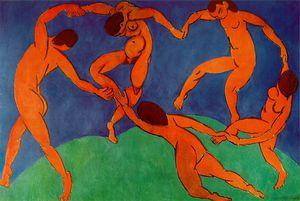 Dance (II), Eremitaget