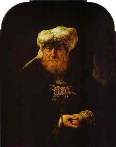 The King Uzziah Stricken with Leprosy