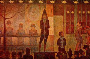 Parade de cirque, Metropolitan