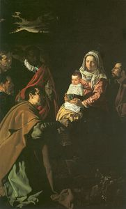 The Adoration of the Magi, oil on canvas, Mu