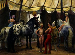 Circus matinee